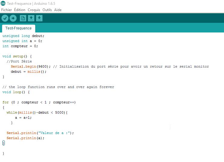 Code en couleurs !